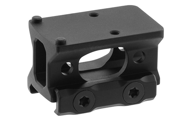 UTG Super Slim Picatinny RMR Mount, Lower 1/3 Co-witness-5909