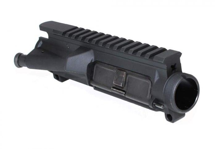 Assembled Enlarged AR 15 Upper Receiver-0