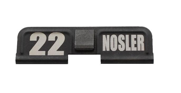 22 Nosler Engraved Dust Cover-0