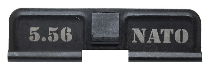 5.56 Nato Engraved Dust Cover-0