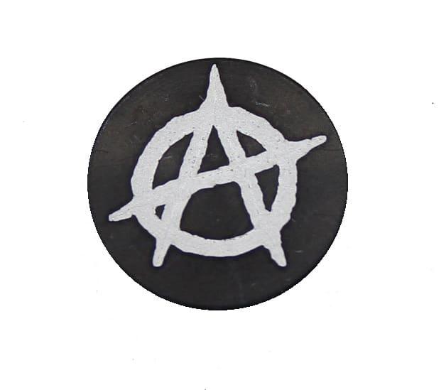 Anarchy Oversized Magazine Button-0
