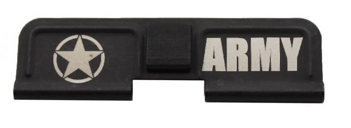 Army Engraved Dust Cover - 308-0