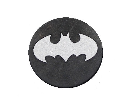 Batman Oversized Magazine Button-0