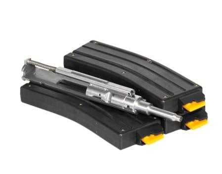 CMMG 22LR BRAVO AR Conversion Kit w/ 3 Magazines-0