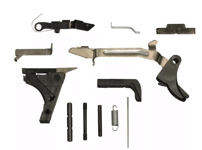 GLOCK 26 OEM Lower Parts Kit-0