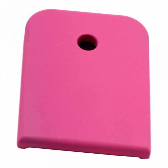 Pink Glock Magazine Base Plate-0