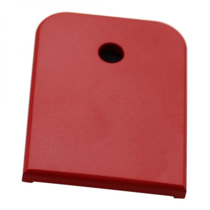 Red GLOCK Magazine Base Plate-0