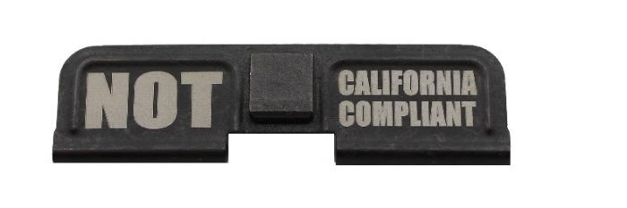 Not California Compliant Engraved Dust Cover - 308-0