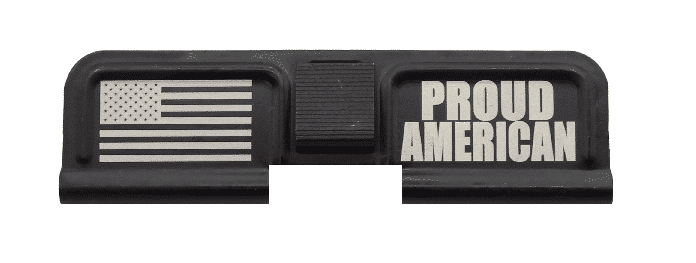 Proud American Engraved Dust Cover - 308-0