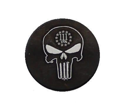 1776 Punisher Oversized Magazine Button-0