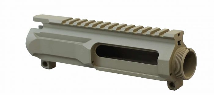 FDE KM Tactical Billet Upper Receiver-0