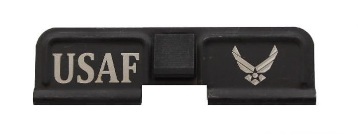 USAF Engraved Dust Cover - AR 15-0