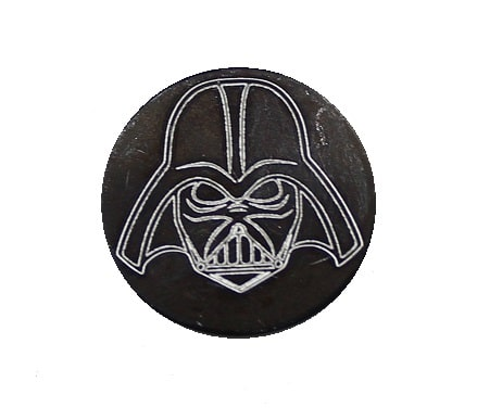 Darth Vader Forward Assist Cap-0