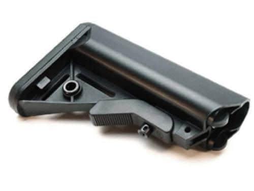 Mil-Spec SOPMOD Stock Black-0